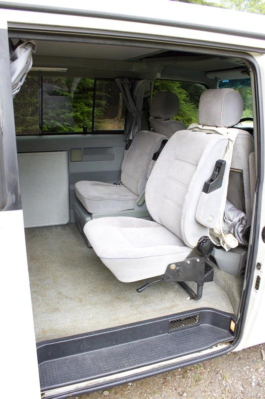 1993 VW Eurovan MV Westfalia Weekender - Home